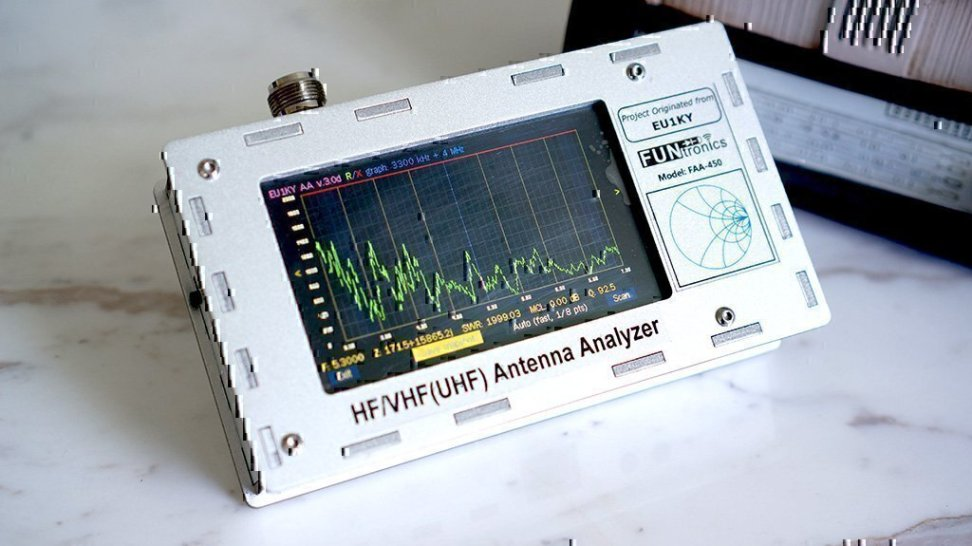 EU1KY Antenna Analyzer