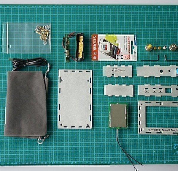 FA-450 Parts List