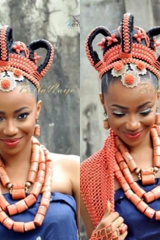Edo_benin_Coral_Beads