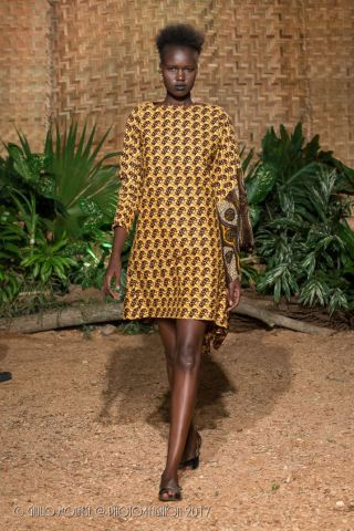 Kampala fashion Week halisi