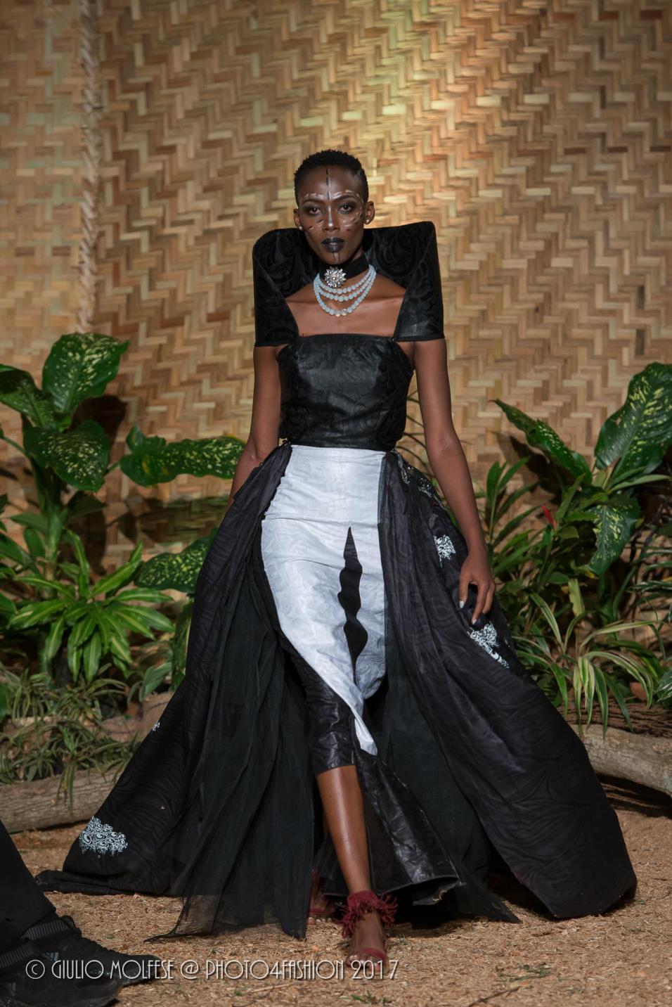 Kampala fashion Week Kente H