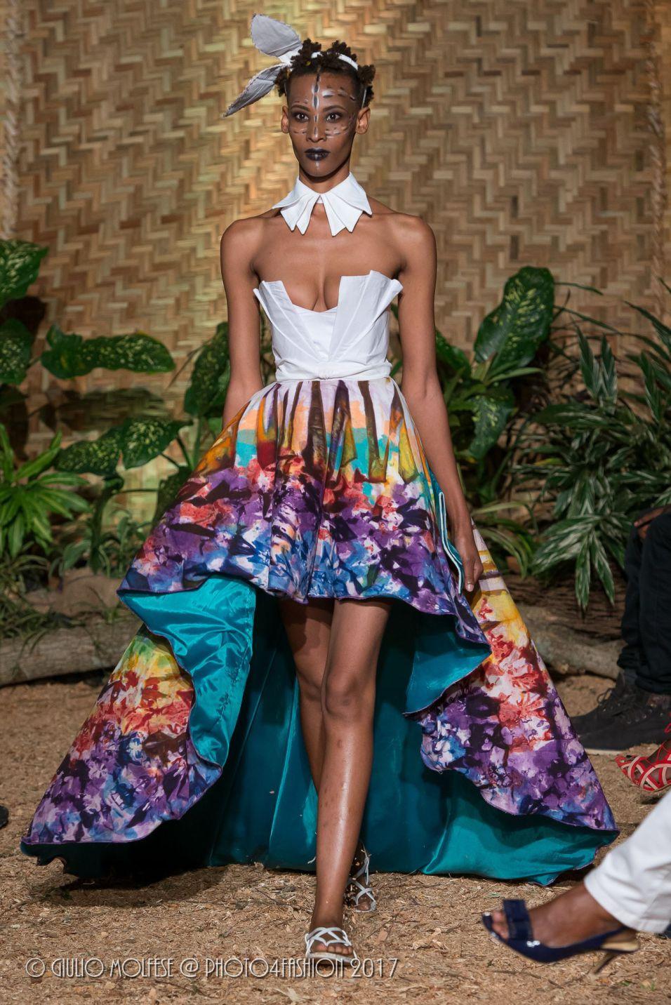 Kampala fashion Week Mazzi Fatinah