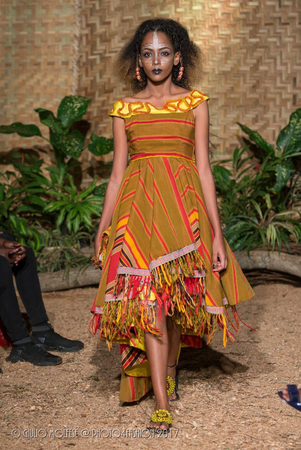 Kampala fashion Week Namakula Mukiibi