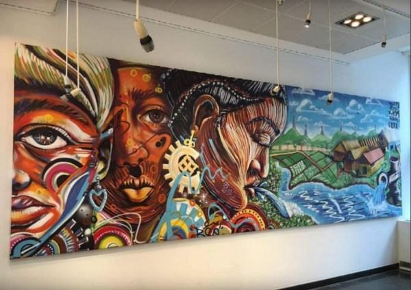 Be Afrika Art for Change