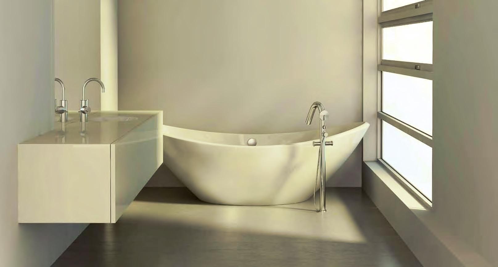 Ristrutturare il bagno con la resina  Elekta Resine