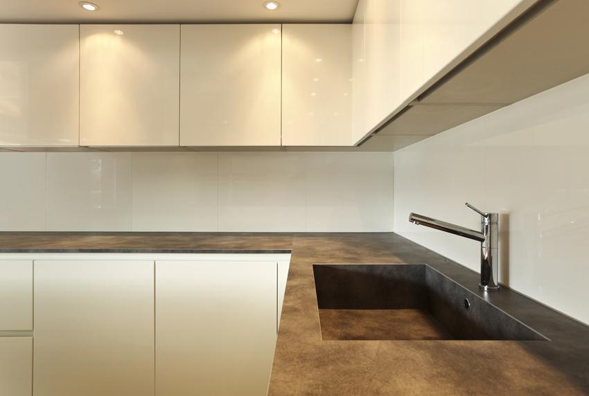 Resine per le pareti della cucina  Elekta Resine Elekta