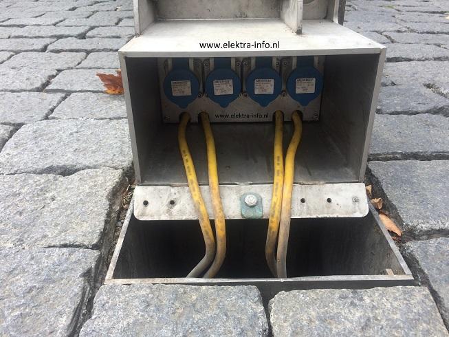 stroom, buiten verharding, tegels, klinkers openbaar, terrein , markt