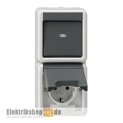 Steckdosen Auf Putz baumarkt g llnitz online shop kopp schutzkontakt steckdose 2 fach aufputz