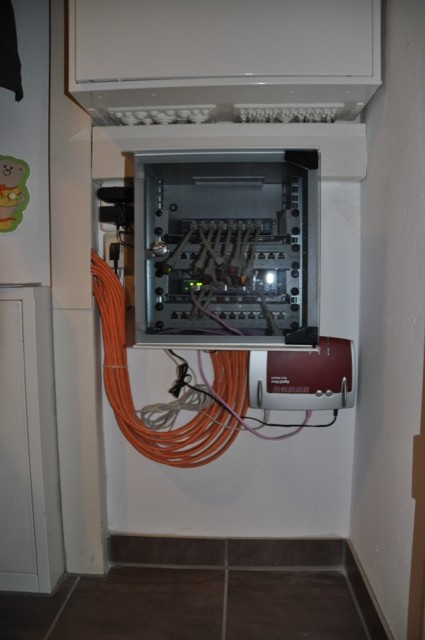 Elektroinstallation fr den Hausbau  Elektro Felber