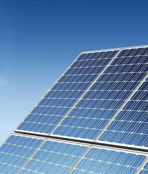 solaranlage sonne