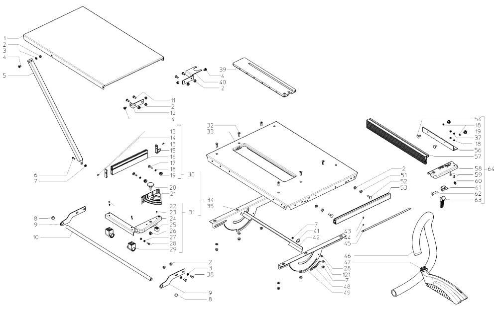 medium resolution of metabo tkhs315m parts diagram automotive wiring diagram u2022 master lock diagram metabo wiring diagram