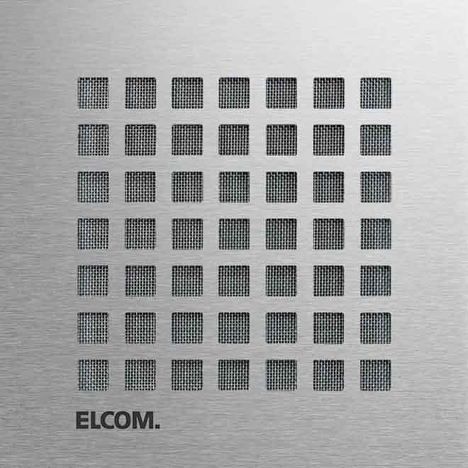 Elcom Lautsprechermodul LQM-110 Silber Funktionsmodule 5812040 rostfreier Stahl | eBay