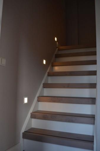 Cree LED trapverlichting Bilbao  vierkant  warmwit  1