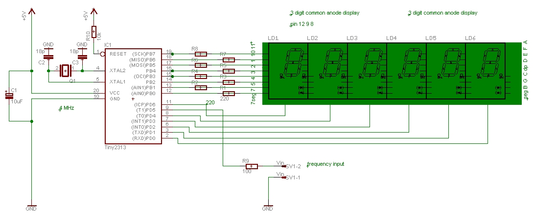 Variety Of Signal Generator Circuit Schematic