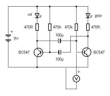 Led Blinker Light LED Block Light Wiring Diagram ~ Odicis