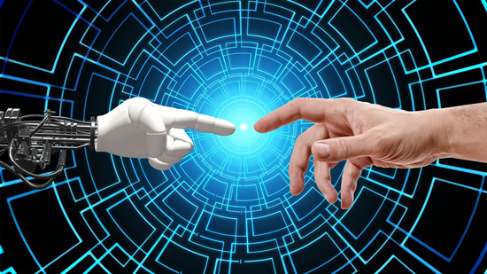 Futurist M. Ludden: After 5 years, there will be no space for artificial intelligence.