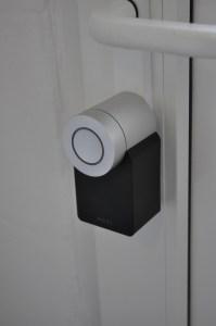 nuki combo im test elektronisches t rschloss smart lock und bridge. Black Bedroom Furniture Sets. Home Design Ideas