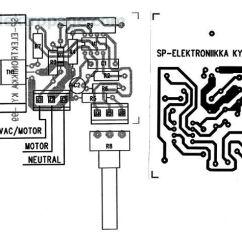 Ac Motor Speed Controller Circuit Diagram Reflection Ray Ks3 U208 Tic236 220v - Schematic Circuits Elektropage.com