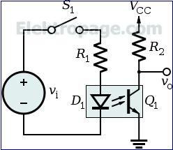 Optocouplers Optocouplers information, Optocoupler opto