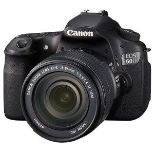Digitální zrcadlovka Canon