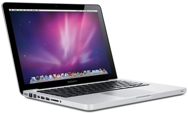 Kancelářský notebook Apple