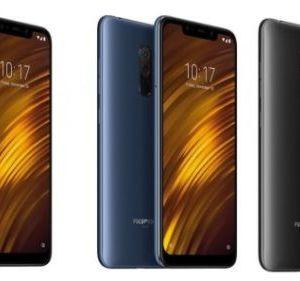 Mobilní telefon Xiaomi Pocophone F1