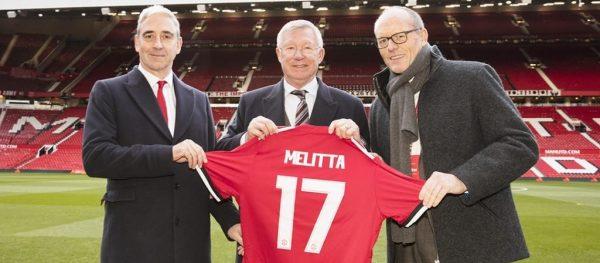 Manchester United en Mellita