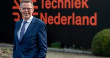 Doekle Terpstra nog vier jaar voorzitter van Techniek Nederland