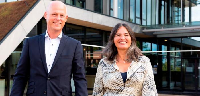 Liesbeth Pel vormt samen met Marc Asbeek Brusse nieuwe directie van BSH Nederland