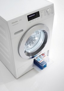 Neue Waschmaschinen-Baureihe W1: Revolutionäre Reinheit