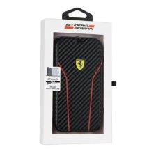 Original Book Ferrari FESCAFLBKPXBK iPhone X black 3700740408858