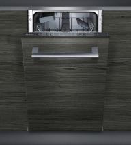 SIEMENS Πιάτων πλήρους εντοιχισμού, 45cm, A+, 48 dB SR615X00CE SR615X00CE