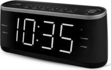 Life RAC-003 Ραδιόφωνο / Ρολόι / Ξυπνητήρι με οθόνη LED 16506