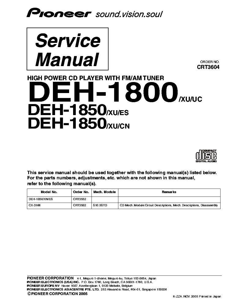 pioneer deh p2900mp wiring harness pioneer deh p5000ub