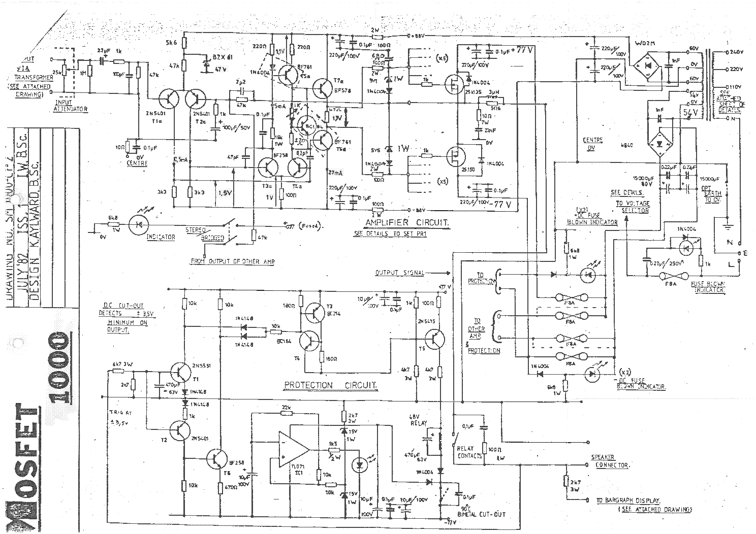 hight resolution of studio master amplifier circuit diagram