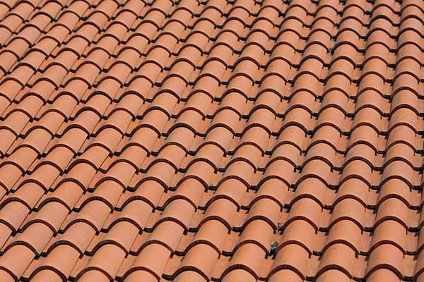Roof that needs repair before sale after real estate roof inspection from Element Roofing.