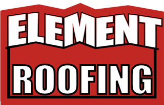 logo of element roofing in concord
