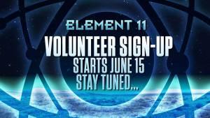Volunteer Sign-up!