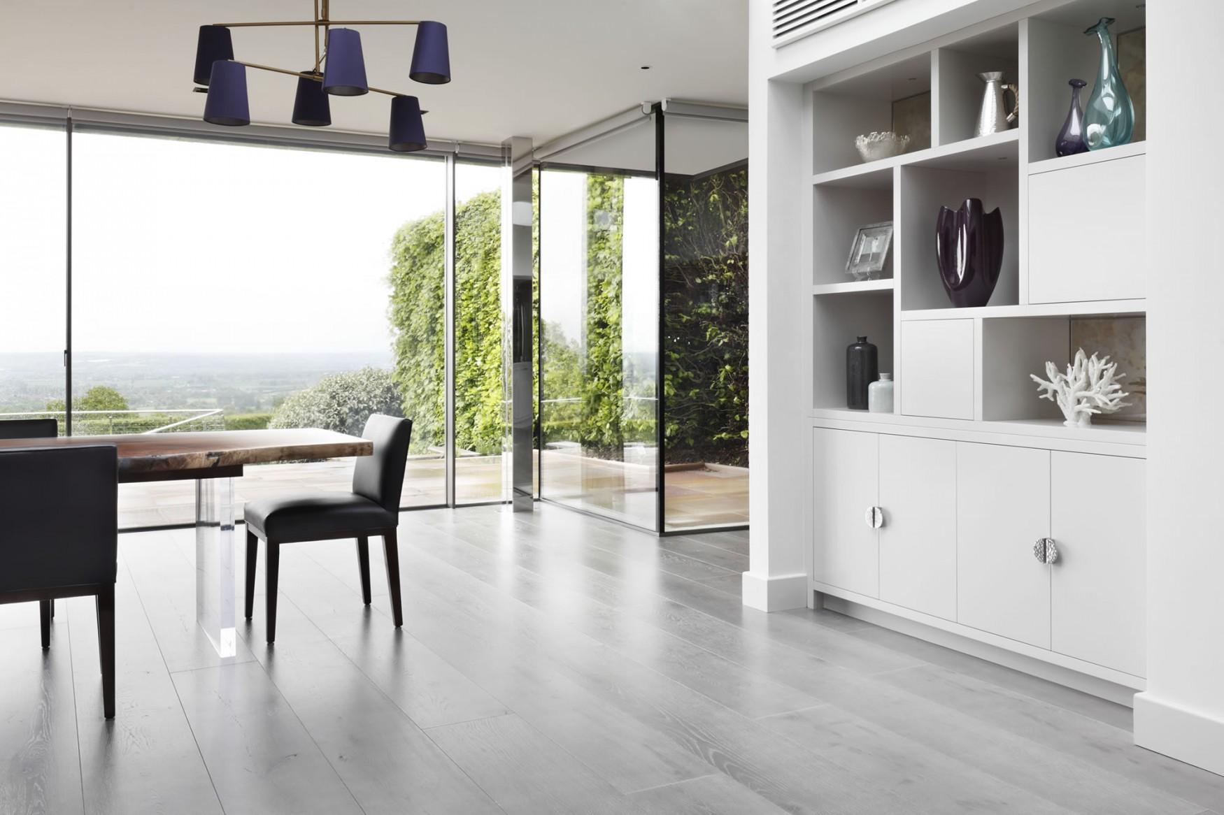 Venetian Grey Oak  Herringbone  Element7
