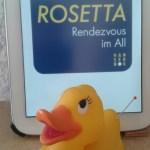 Florian Freistetter: Rosetta – Rendezvous im All