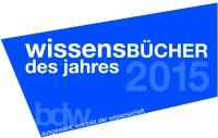 Logo Wissensbuch 2015