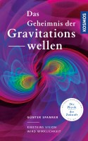 Cover Spanner Gravitationswellen