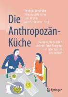 Cover Anthropozaen-Kueche
