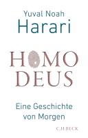 Cover Harari Homo Deus