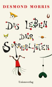 Cover Morris Leben der Surrealisten