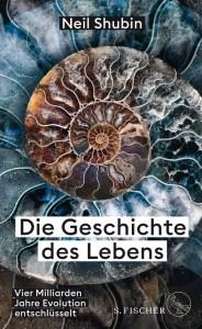 Cover Shubin Geschichte des Lebens