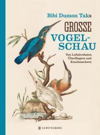 Cover Bibi Dumon Taks Große Vogelschau