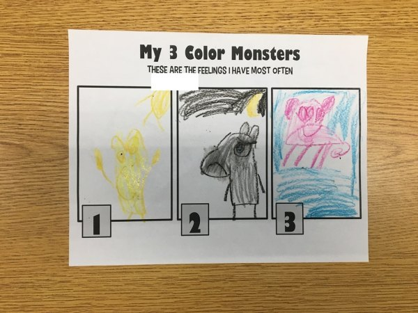 Identifying And Expressing Feelings - Elementary School