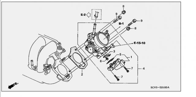 Wiring Diagram PDF: 2003 Honda Element Engine Diagram