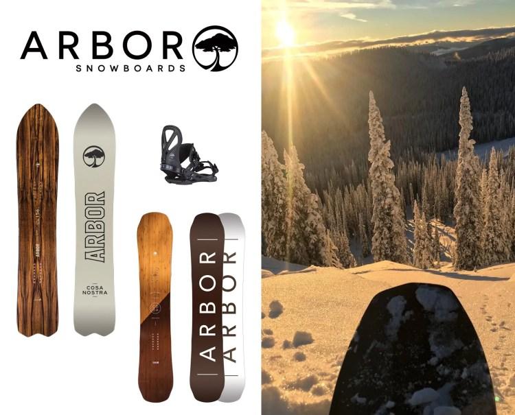 Arbor Snowboard Brand